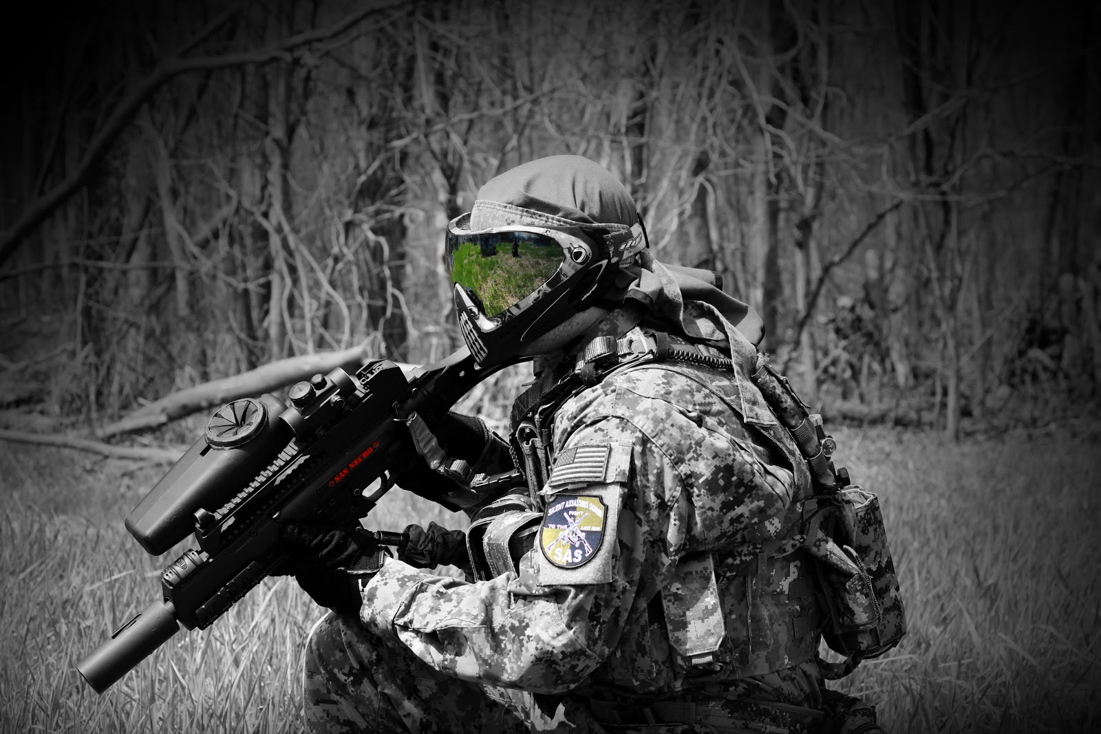 Paintball Wallpaper Download Free