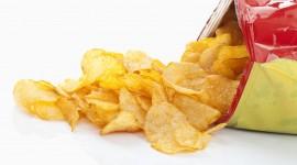 Potato Chips Desktop Wallpaper