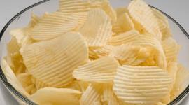 Potato Chips Wallpaper