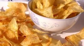 Potato Chips Wallpaper For Desktop