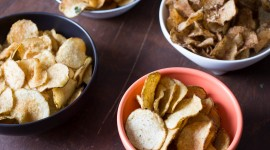 Potato Chips Wallpaper Free