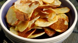 Potato Chips Wallpaper HQ