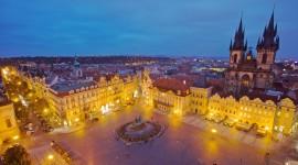 Prague Watch Wallpaper