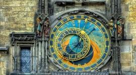 Prague Watch Wallpaper For IPhone