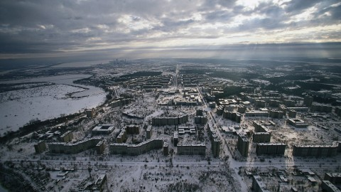 Pripyat wallpapers high quality