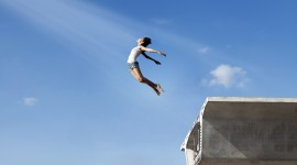 Rope Jumping Wallpaper Download Free