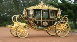 The Royal Carriage Wallpaper