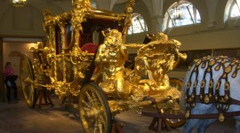 The Royal Carriage Wallpaper Full HD