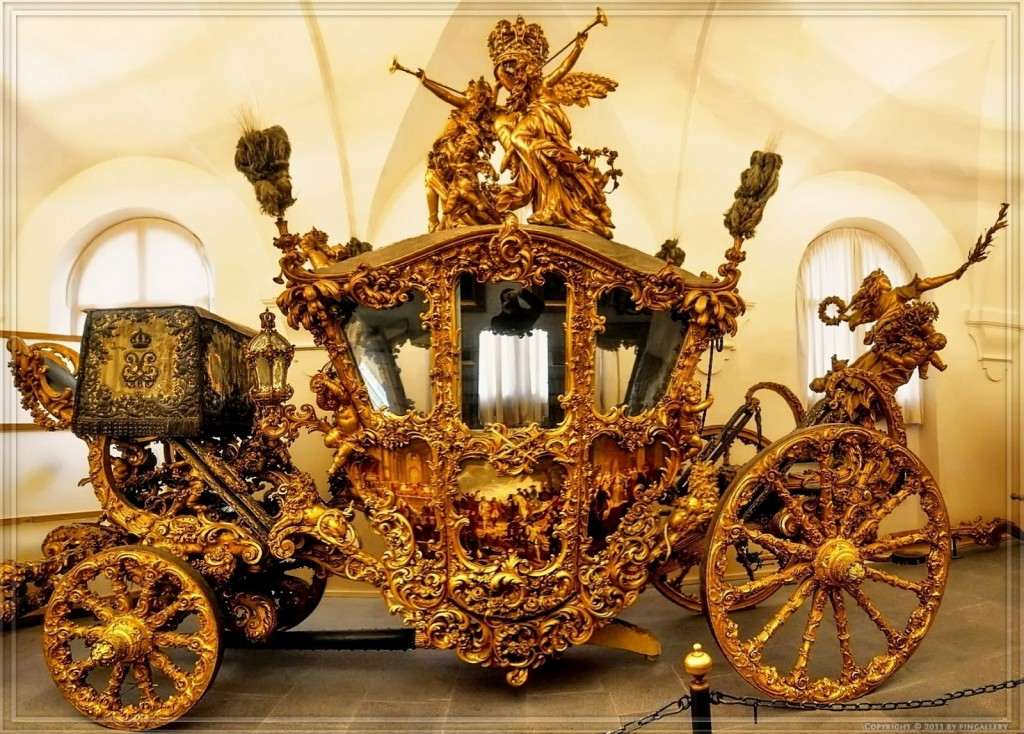 The Royal Carriage wallpapers HD