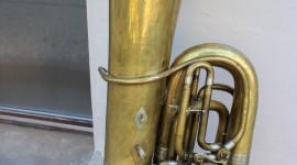 Tuba Wallpaper For IPhone