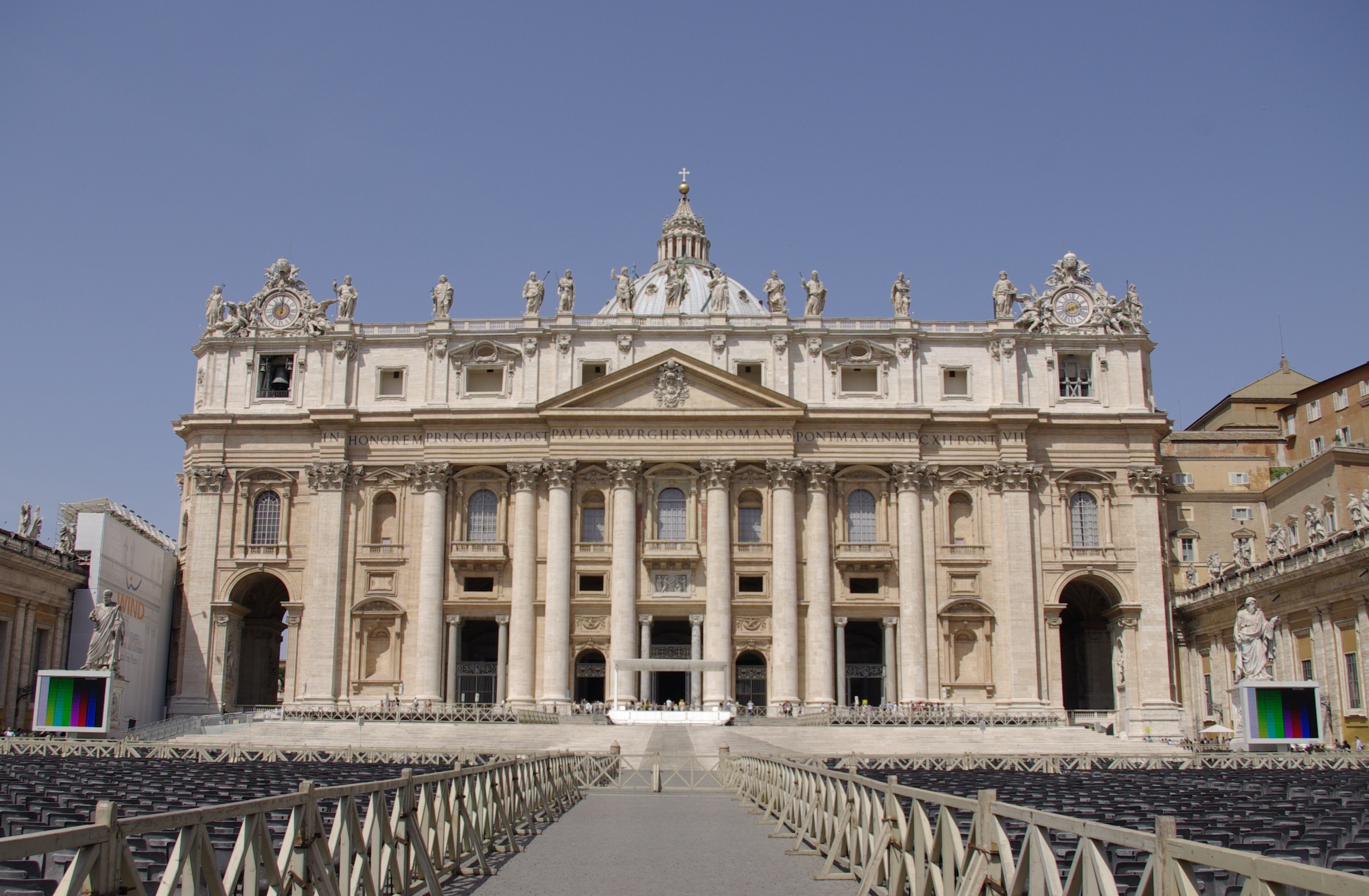 Vatican wallpapers high quality download free - San pedro wallpaper ...