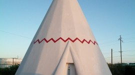 Wigwam Wallpaper For IPhone Download