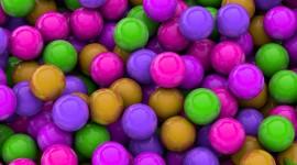 4K Balls Photo Download