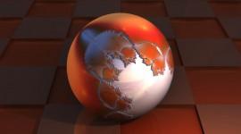 4K Balls Wallpaper Download