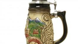 4K Beer Mugs Wallpaper For Mobile