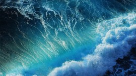 4K Big Wave Wallpaper Free
