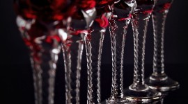 4K Stemware Wallpaper For IPhone