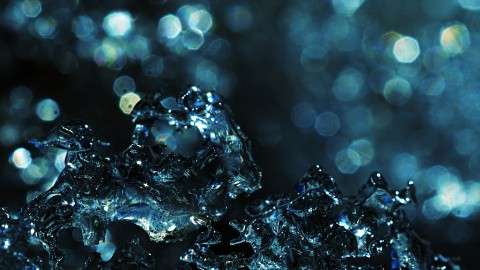4K Water Splashes wallpapers high quality