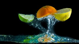 4K Water Splashes Photo#2