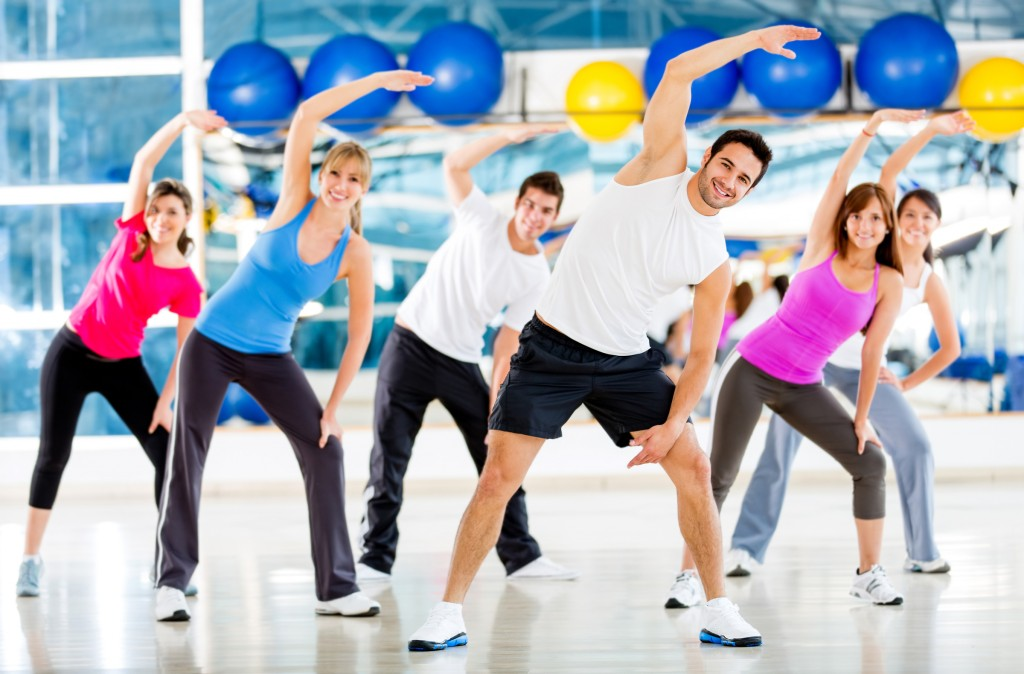 Aerobics wallpapers HD