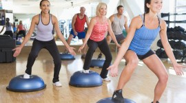 Aerobics Wallpaper Gallery