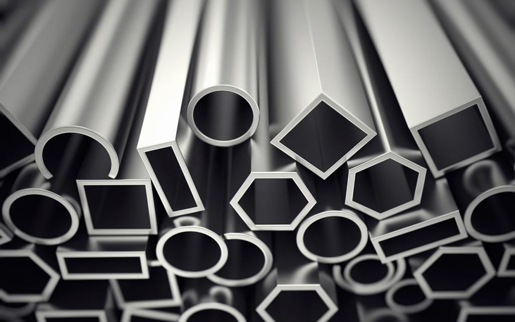 Aluminium wallpapers HD