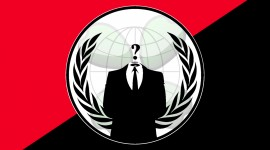 Anonymous Desktop Wallpaper For PC
