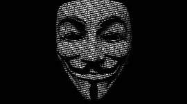 Anonymous Desktop Wallpaper Free