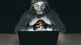 Anonymous Desktop Wallpaper HD
