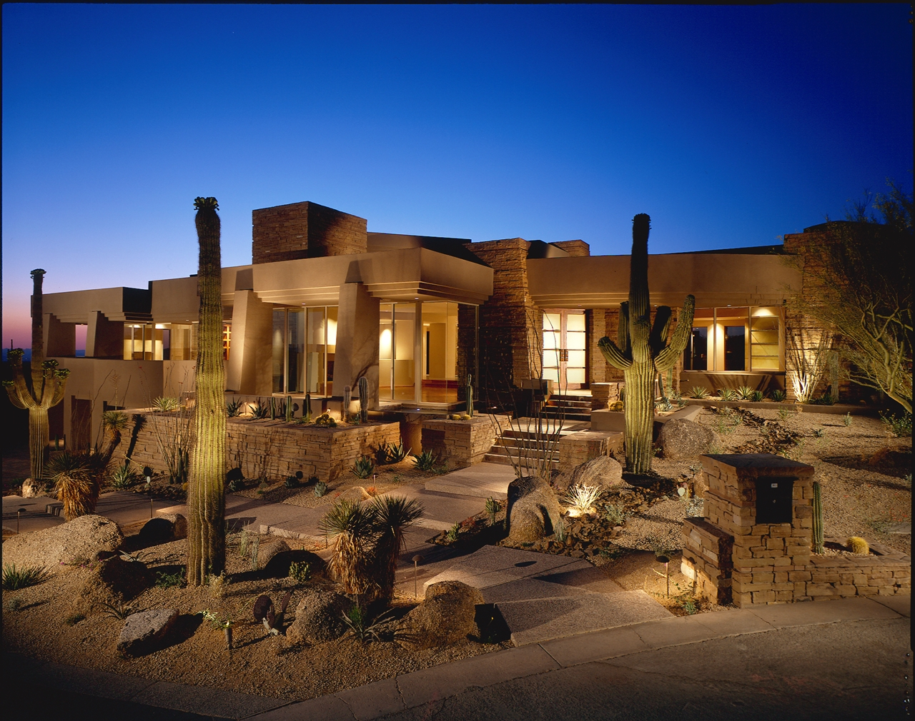 Arizona wallpapers high quality download free - Villa decor desert o architecture ...