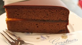 Cake Sacher Photo