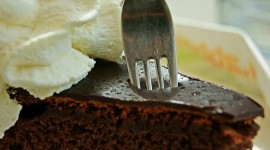 Cake Sacher Wallpaper Download Free