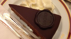 Cake Sacher Wallpaper For Desktop