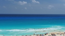 Cancun Wallpaper Download Free
