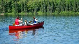 Canoe Desktop Wallpaper HD