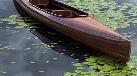 Canoe Wallpaper For IPhone