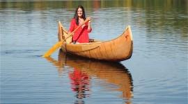 Canoe Wallpaper Full HD