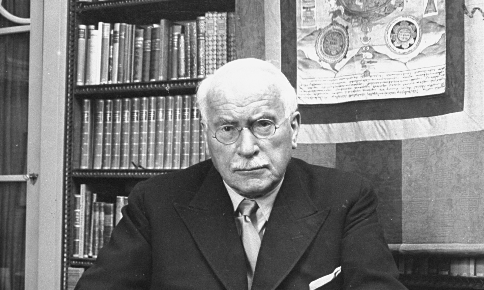 a biography of one of the founding fathers of psychology carl jung