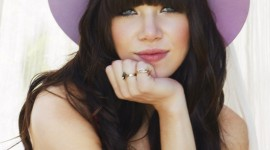 Carly Rae Jepsen Wallpaper For IPhone#2