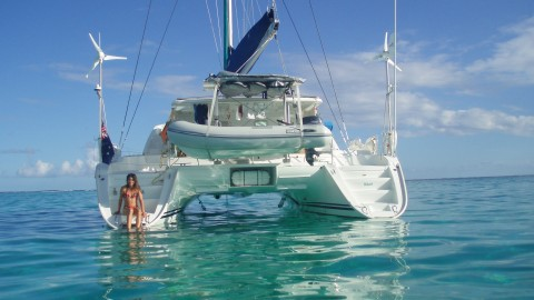 Catamaran wallpapers high quality