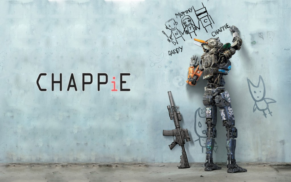 Chappie wallpapers HD