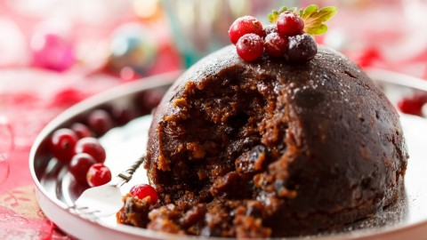 Christmas Pudding wallpapers high quality