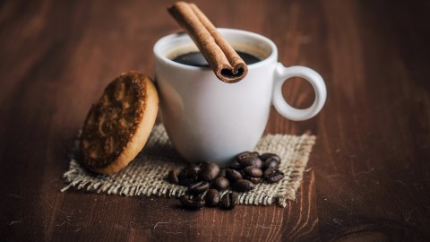 Coffee With Biscuits wallpapers high quality