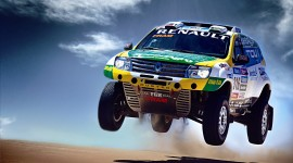 Dakar Wallpaper