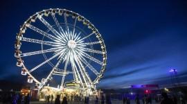 Ferris Wheel Desktop Wallpaper