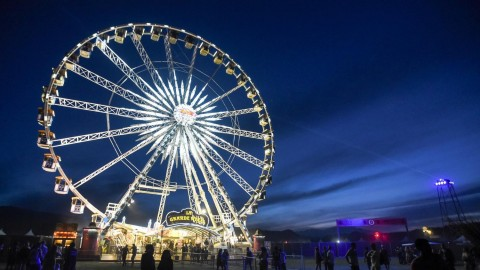 Ferris Wheel wallpapers high quality