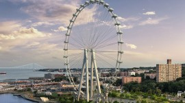 Ferris Wheel High Quality Wallpaper