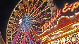 Ferris Wheel Wallpaper Download