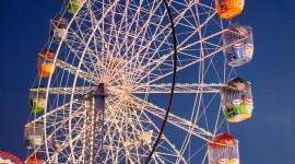 Ferris Wheel Wallpaper For IPhone