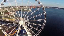 Ferris Wheel Wallpaper For PC
